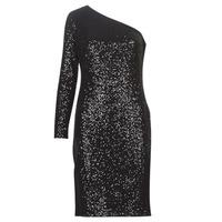 Vêtements Femme Robes courtes Lauren Ralph Lauren MARRI Noir