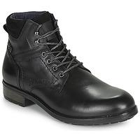 Schuhe Herren Boots Casual Attitude LULLY Schwarz