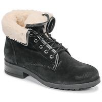 Chaussures Femme Boots Casual Attitude LEILA Noir