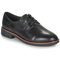 Chaussures Femme Derbies Clarks GRIFFIN LANE Noir