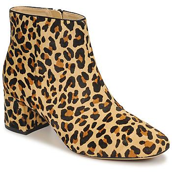 Scarpe Donna Stivaletti Clarks SHEER FLORA Leopard