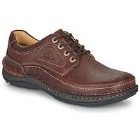 Chaussures Homme Derbies Clarks NATURE THREE Marron
