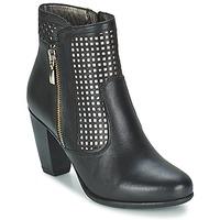 Chaussures Femme Bottines Andrea Conti SAMPI Noir