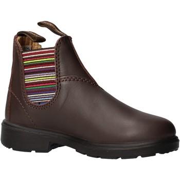Chaussures Garçon Boots Blundstone - Beatles basso marrone 1413 MARRONE