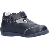 Chaussures Garçon Sandales et Nu-pieds Balocchi - Occhio di bue blu 491013 BLU