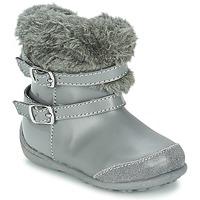 Schuhe Mädchen Klassische Stiefel Chicco GELDA Grau