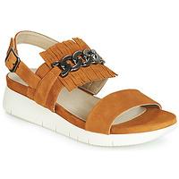 Chaussures Femme Sandales et Nu-pieds Dorking 7863 Marron