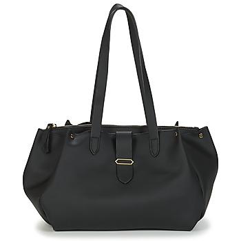 Taschen Damen Shopper / Einkaufstasche André VALENCE Schwarz