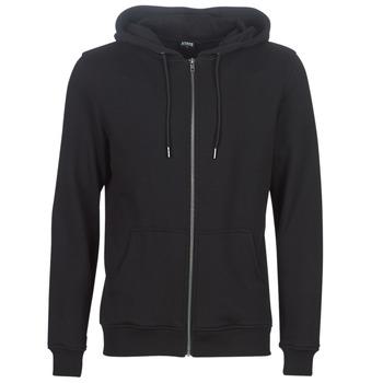 Vêtements Homme Sweats Urban Classics BASIC ZIP HOODY Noir