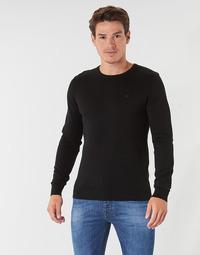 Abbigliamento Uomo Maglioni Tom Tailor FLORET Nero