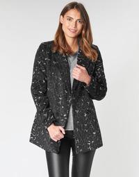 Kleidung Damen Mäntel Vero Moda VMCOCOLEOPARD Grau