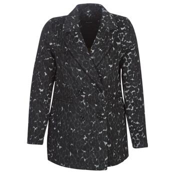Abbigliamento Donna Cappotti Vero Moda VMCOCOLEOPARD Grigio
