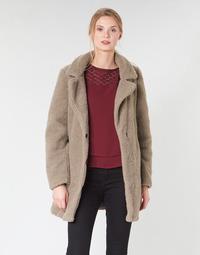 Abbigliamento Donna Cappotti Vero Moda VMZAPPA Beige
