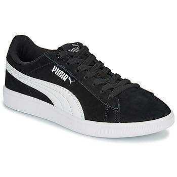 Chaussures Femme Baskets basses Puma VIKKY Noir