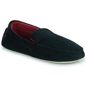 Schuhe Herren Hausschuhe Isotoner 96774 Schwarz