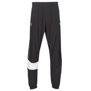 Abbigliamento Uomo Pantaloni da tuta Puma SF STREET WOVEN PTS.BLK Nero
