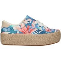 Chaussures Femme Espadrilles MTNG 69476 Azul