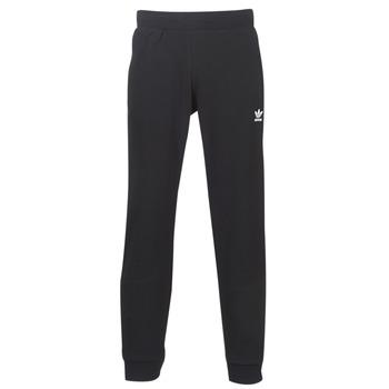 Kleidung Herren Jogginghosen adidas Originals TREFOIL PANT Schwarz
