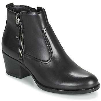 Chaussures Femme Boots André MADRID Noir