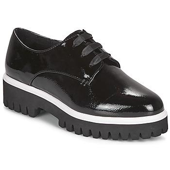 Schuhe Damen Derby-Schuhe André NAHO Schwarz