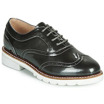 Chaussures Femme Derbies André NAHEMA Gris
