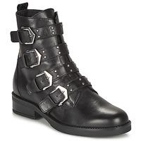 Chaussures Femme Boots André NARCISSE Noir