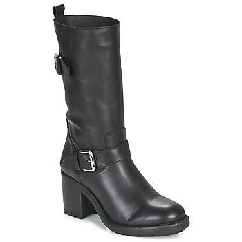 Chaussures Femme Bottes ville André NASHVILLE Noir