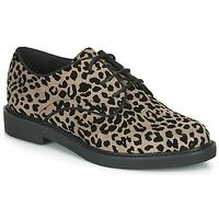 Chaussures Femme Derbies André NEVIS Gris