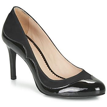 Schuhe Damen Pumps André LA GALANTE Schwarz