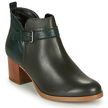 Chaussures Femme Bottines André PATTY 2 Vert