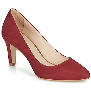 Chaussures Femme Escarpins André LINAS Rouge