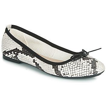 Chaussures Femme Ballerines / babies André PIETRA Beige