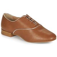 Schuhe Damen Derby-Schuhe André VIOLETTE Camel