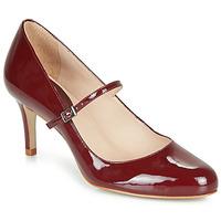Schuhe Damen Pumps André LUCIOLLE Bordeaux