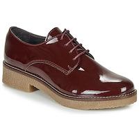 Schuhe Damen Derby-Schuhe André NANEL Bordeaux