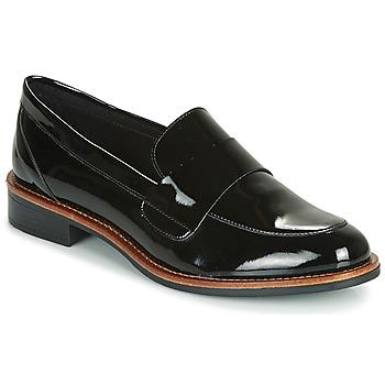 Chaussures Femme Mocassins André LIBERO Noir