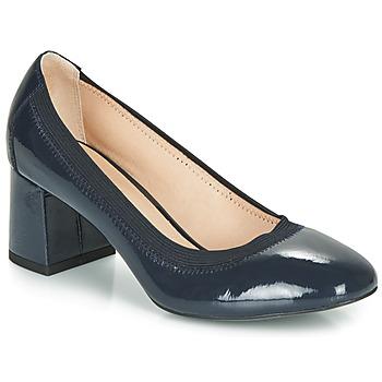 Chaussures Femme Escarpins André LAYA Marine