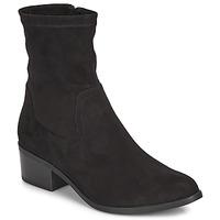 Schuhe Damen Boots André NITOUCHE Schwarz