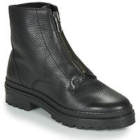 Chaussures Femme Boots André NAIS Noir
