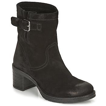 Chaussures Femme Bottines André MANDARINE Noir