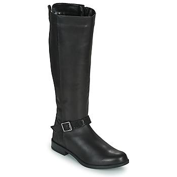 Chaussures Femme Bottes ville André ETERNELLE Noir