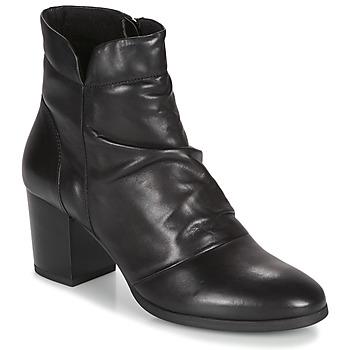 Schuhe Damen Low Boots André EBENE