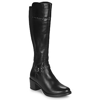 Chaussures Femme Derbies André MANOU Noir
