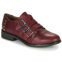 Schuhe Damen Derby-Schuhe André NOUMA Bordeaux