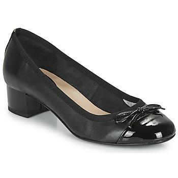 Chaussures Femme Escarpins André POEMINE Noir