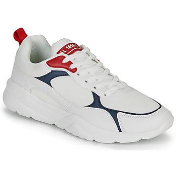 Schuhe Herren Sneaker Low André MARATHON Weiß