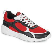 Schuhe Herren Sneaker Low André MARATHON Rot