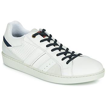 Schuhe Herren Sneaker Low André SNEAKSHOES Weiss