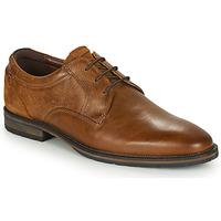 Schuhe Herren Derby-Schuhe André AIX Braun