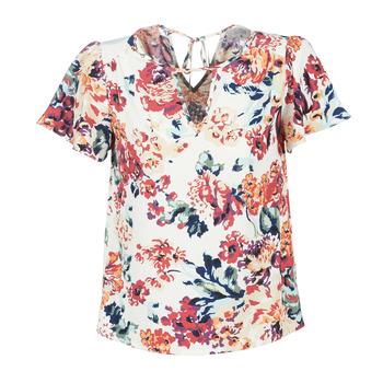 Vêtements Femme Tops / Blouses Casual Attitude LAURIANA Blanc / Multicolore